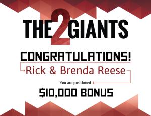 10k-bonus-certificate_Rick-&-Brenda-Reese